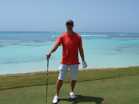 La Cana Golf Course: Good Times