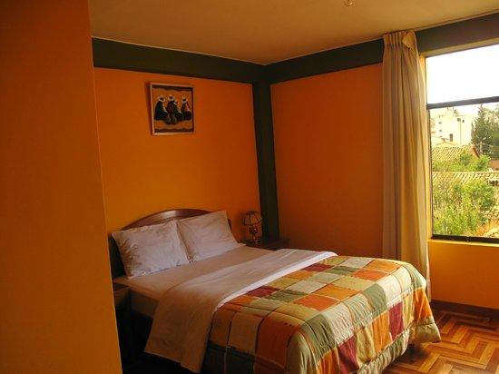 Casa de Mama Cusco Recoleta: habitación