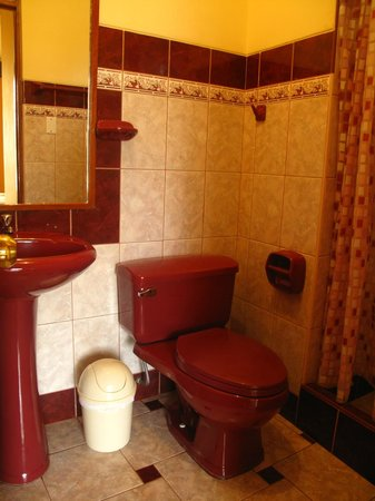 Casa de Mama Cusco Recoleta: baño