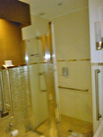 Boutique Hotel Vivenda Miranda: Tango in the shower