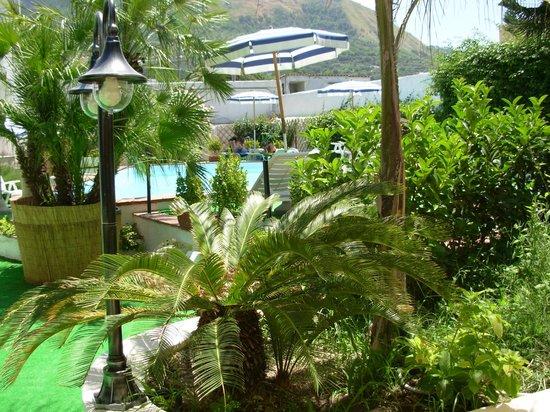 Hotel Baia Verde: giardino