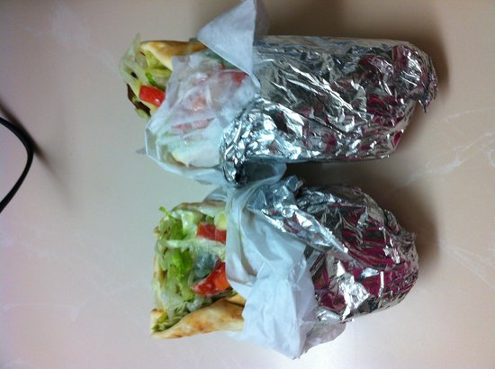 Z's : Falafel and gyro