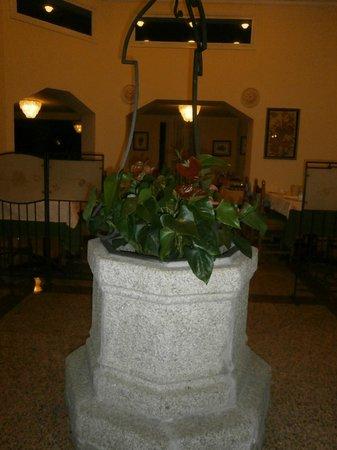 Hotel Lido La Perla Nera: l'ingresso dell'hotel