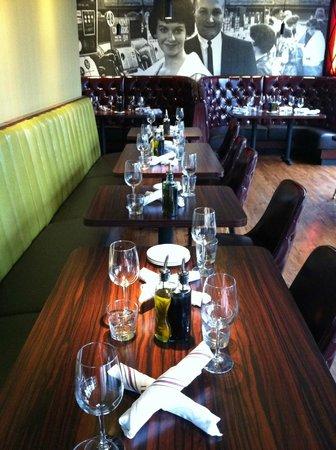 Gaetano's Restaurant: Dining Room