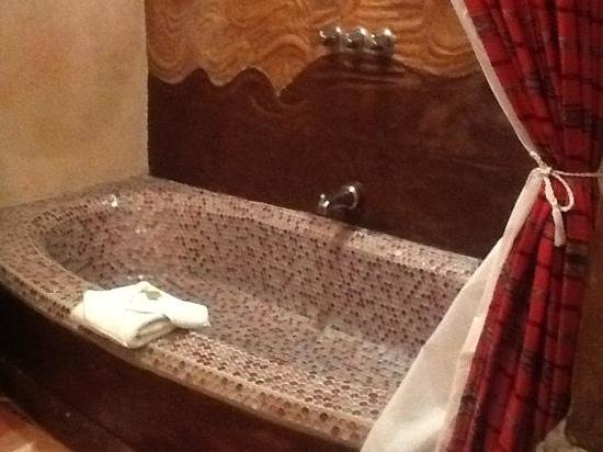 Meson Panza Verde: mi bañera :)