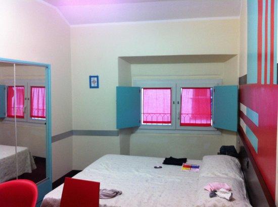 Hotel Cairoli: 2人用部屋