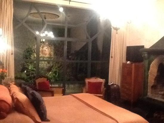 Meson Panza Verde: suite 6
