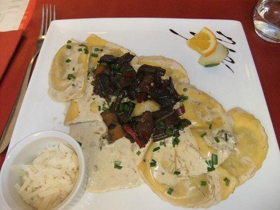 L'instant Délice : Yummy ravioli