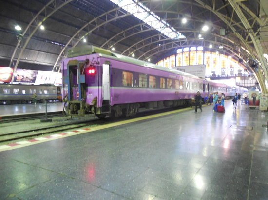 Thailand Railways