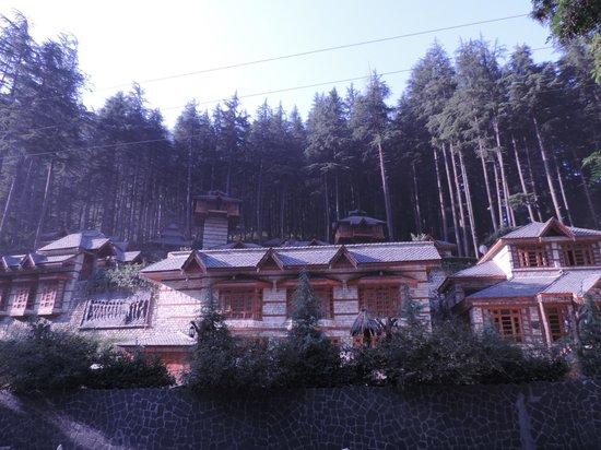 The Himalayan Village: The resort