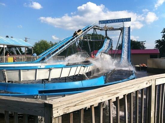 Beech Bend Park Splash Lagoon Love This Ride