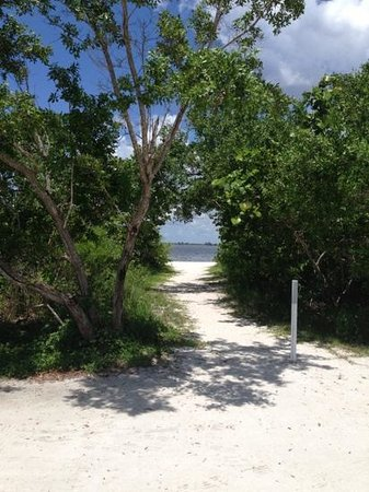 Candlewood Suites Fort Myers Sanibel / Gateway: lighthouse beach from diffrent area...Sanibel FL