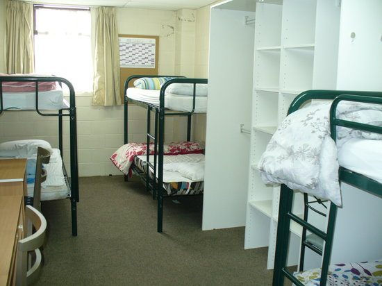 Rotorua Planet Backpackers: 6-bed dorm room