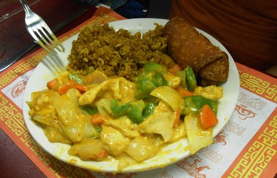 Chow's Kitchen: Pad Kra Prow - seemed to be everyone's favorite