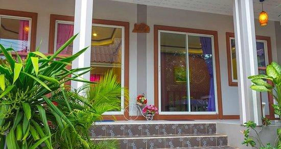 Ko Larn, Thailand: ห้องเตียงเดี่ยว