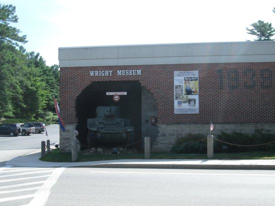 Wright Museum of WWII: museum