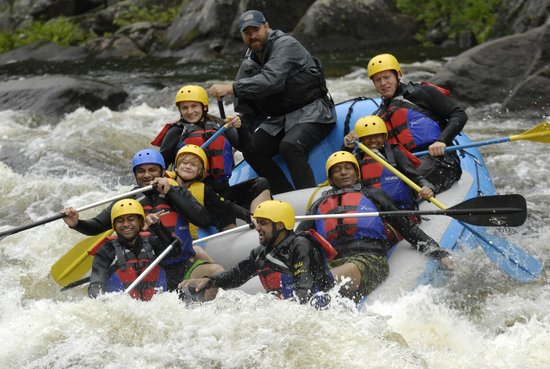 Wild Waters Outdoor Center: a