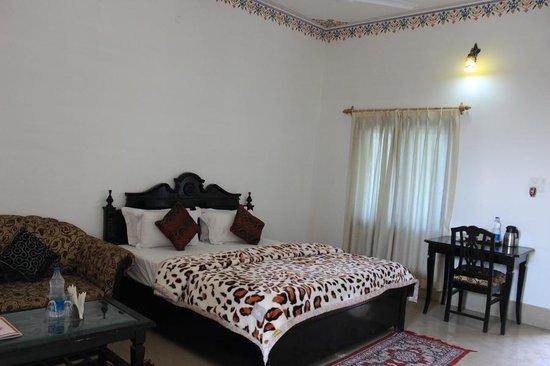 Hotel Kiran Villa Palace Bharatpur Rajasthan India