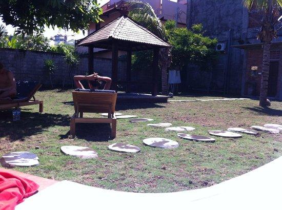 Si Doi Hotel: Garden