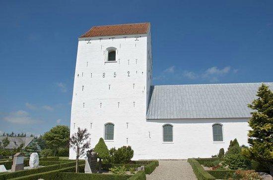 Eastervraa, Denemarken: Torslev Kirke