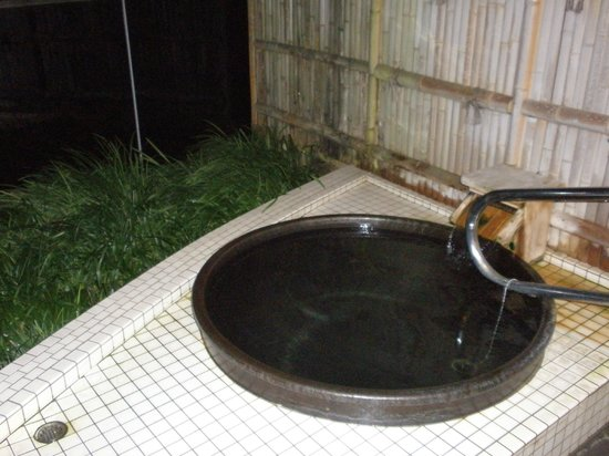 Yamanoren : 貸切風呂 露天