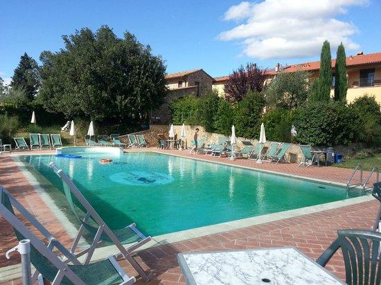 Agriturismo Renai e Monte: Divine pool