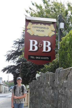 Copperfield House: Quiet Street, Lovely B & B