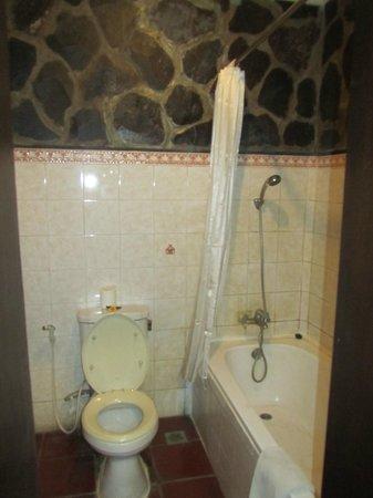 Puri Garden Hotel & Restaurant: Nice bathroom
