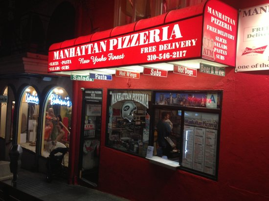 Image result for Manhattan Pizzeria