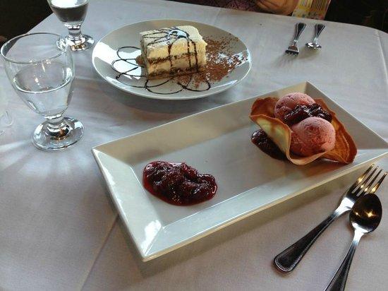 Marianna Ristorante: Dessert