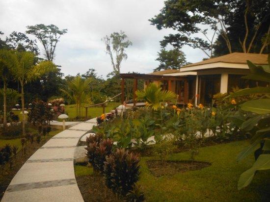 Hotel El Silencio del Campo: Spa area
