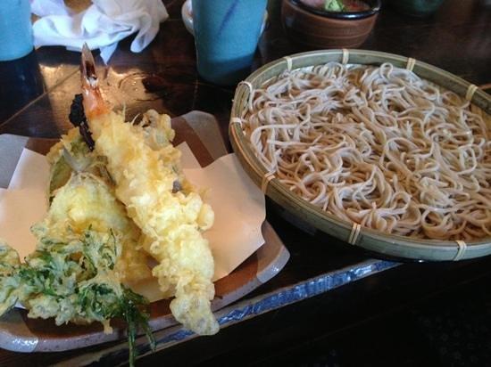 Yoichi: 天ぷら蕎麦