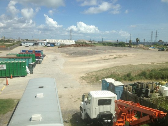 Candlewood Suites Galveston: View from room
