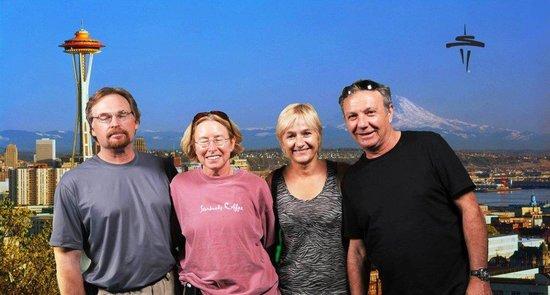 California Inn: voyage au etats unis  dominique et raymond