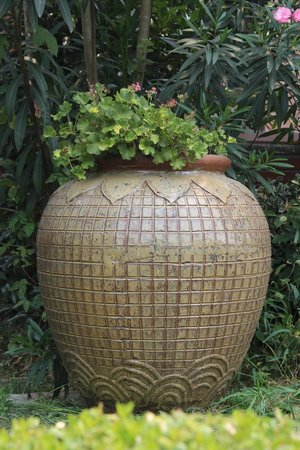 Beautiful Chinese Antique Vase Late Qing Dynasty Picture Of