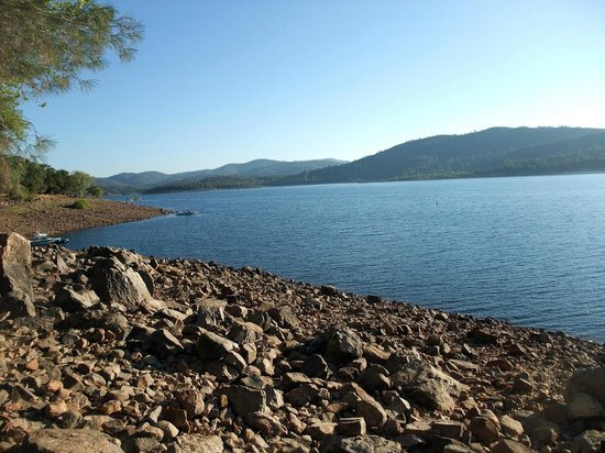 Collins Lake Recreation Area: Beautiful Lake