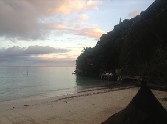 The Beach House Boracay: beach front