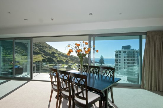The Pacific Apartments: Right at the heart of Mt. Maunganui