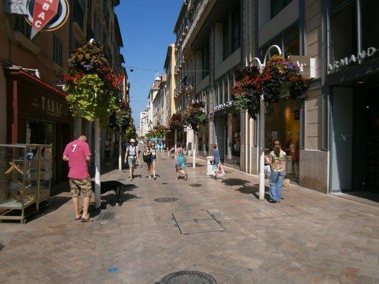 Old Town : Rue Jean Jaurès