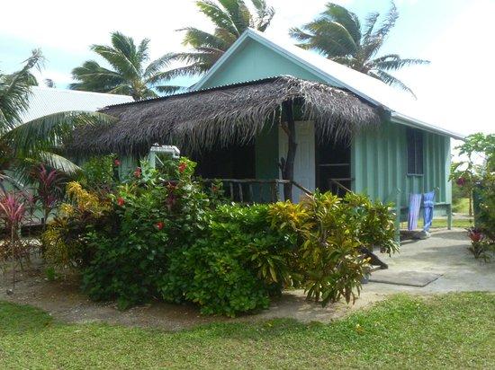 Inano Beach Bungalows : Garden Bunglaow
