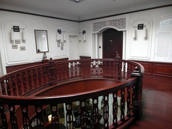 The Luang Say Residence: Eingang zum Zimmer im 1. Stock