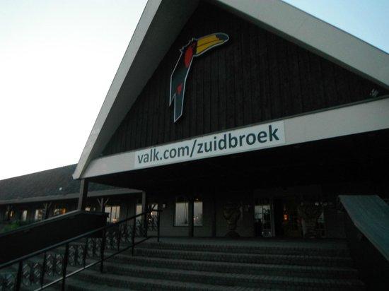 Van der Valk Hotel Groningen - Zuidbroek A7: Logo