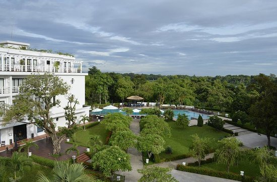 La Residence Hue Hotel & Spa: amazing View
