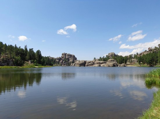 Sylvan Lake Lodge: Sylvan Lake