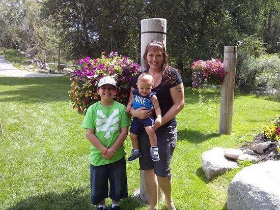 Mount Princeton Hot Springs Resort: Happy Birthday Mommy