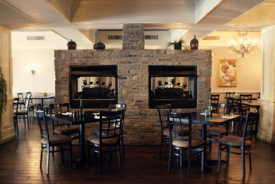 Fireplaces Picture Of Cosimo S Restaurant Pizzeria