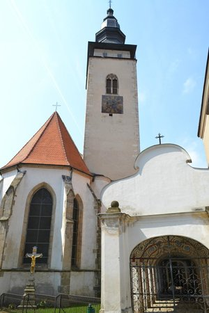 Sv Ducha (Church of the Holy Ghost) : Exterior