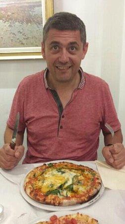 The Purbeck Pizzeria: fiorontina - perfect!