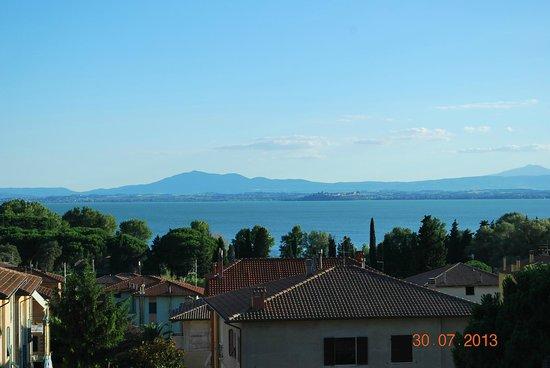 Villa Paradiso Village: Fensteraussicht