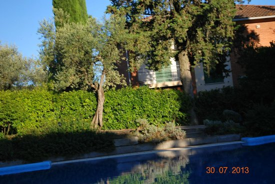 Villa Paradiso Village: Pool/Strandbereich